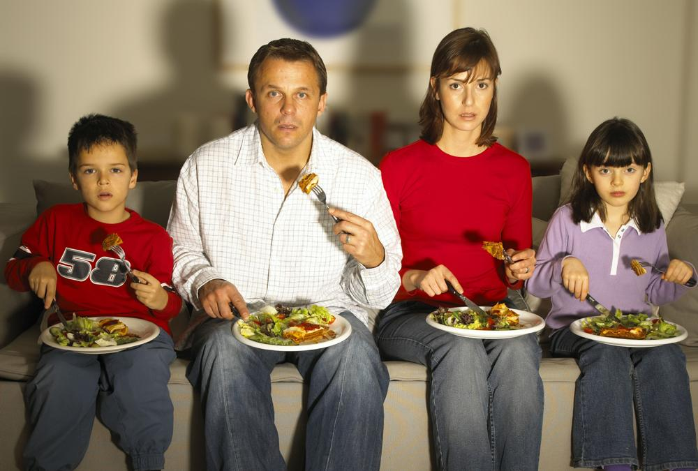 the family supper