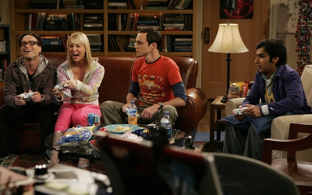 Sheldon and penny dating